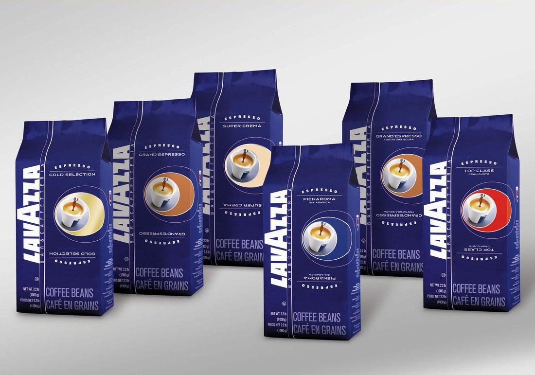 Сбор заказов. Кофе Lavazza в упаковках и на развес, Kimbo, Palombini и т.д. Кофе в капсулах для системы Nespesso и