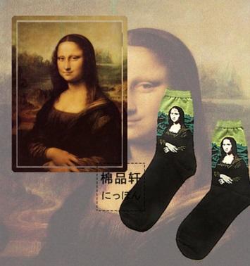 кому хочется очень модных и необычных дизайнерских носочков? их есть у меня)