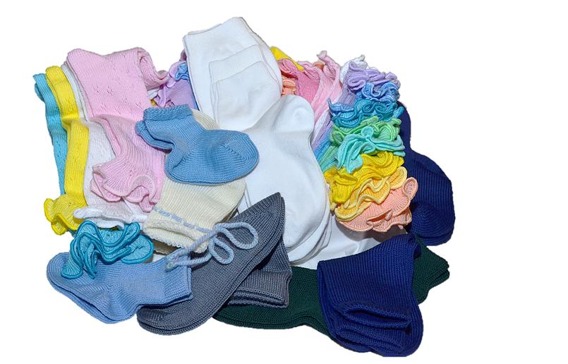 Сбор заказов. Детские чулочно-носочные изделия ТМ Лидер. Безопасно, удобно, красиво, практично и долго носится