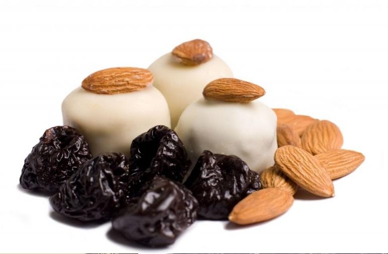 Сбор заказов. Сладкая жизнь: фрукты, ягоды, орехи в шоколаде, сухофрукты и орешки