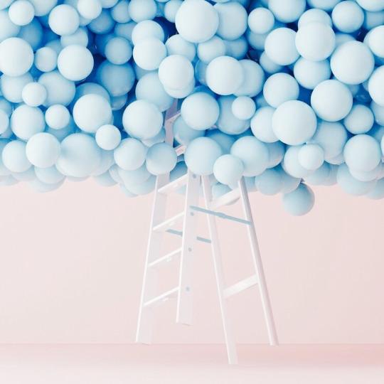 Никто не может грустить, когда у него есть воздушный шарик! (с) ВинниПух