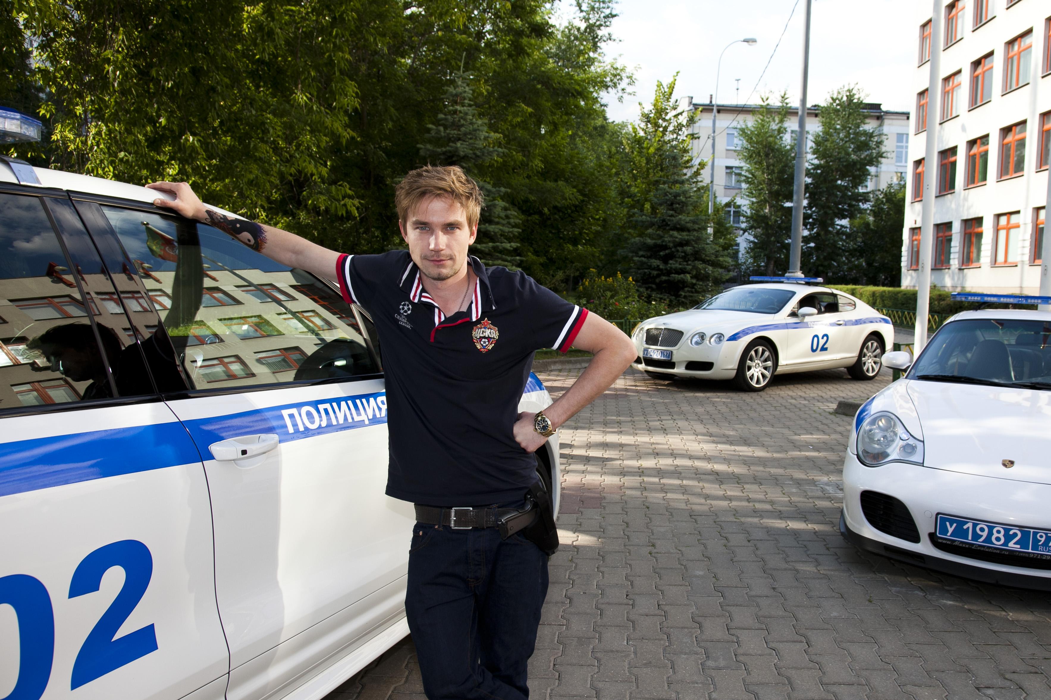 Полицейский с Рублёвки на ТНТ самый успешный киносериал весны