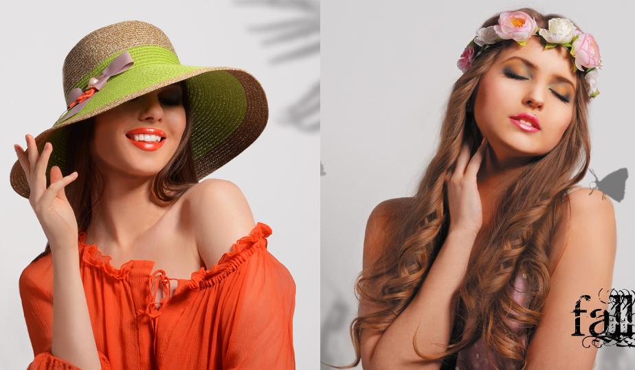 Сбор заказов. Готовимся к лету! Новая коллекция головных уборов Premium класса: шляпы, ободки, повязки, бейсболки, козырьки. В2