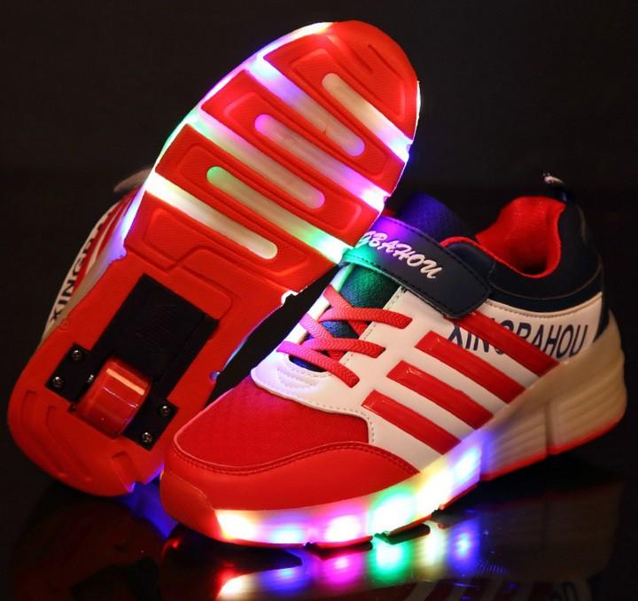 Сбор заказов. Весь Китай детское. Новинка! Модные кроссовки на колесе. А так же светящиеся кроссовки для деток. Выкуп 17.