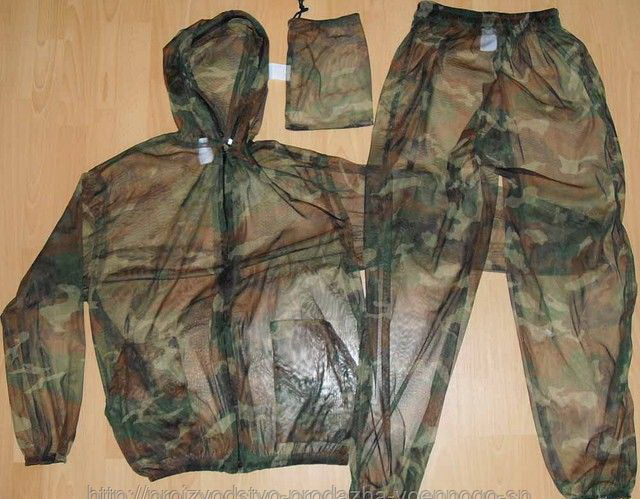 Сбор заказов Антимоскитные летние сетчатые костюмы: и не жарко, и мошкара не кусает, и от клещей защищает - 2