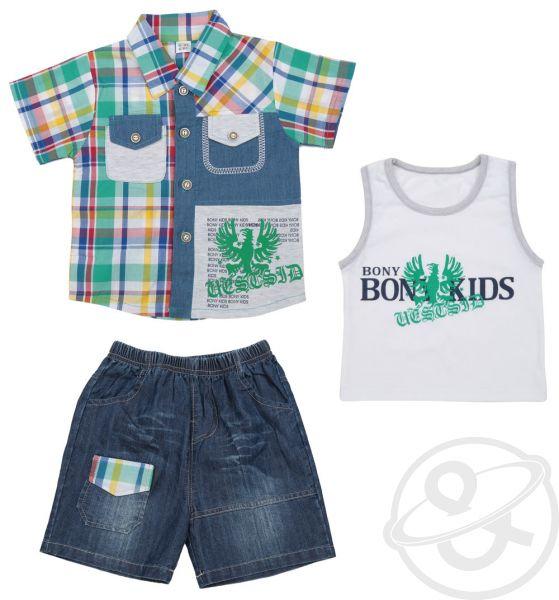 Сбор заказов. Новая распродажа летней одежды Бони кидс для деток от 6 мес до 4 лет! Костюмы, шорты, платья и др. Цены