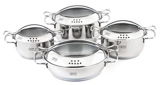 Новая закупка посуды Гипфел!