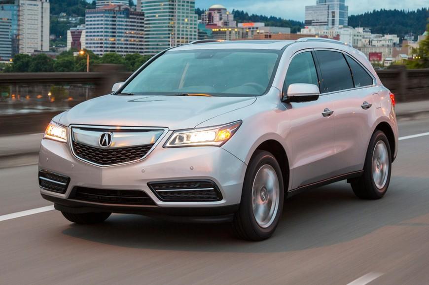 Компания Acura, которая вышла на российский рынок в 2014 году, покидает его.