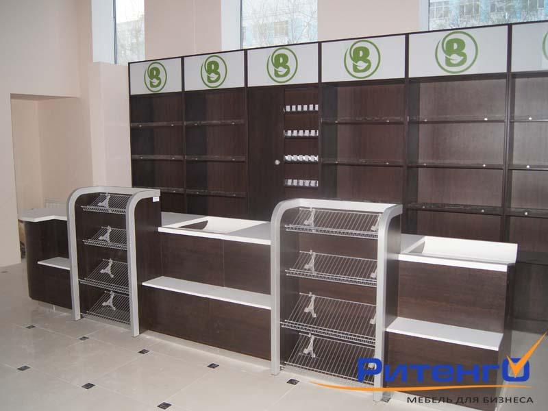 Нестандартное торговое оборудование для бутиков в Москве www.ritengo.ru