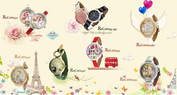 Сбор заказов. Часы MiniWatch, как произведение искусства. Первые в мире часы для счастливых. Новинки! Выкуп 21