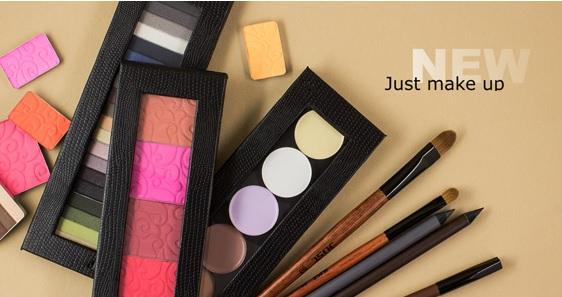Just - потрясающая косметика для макияжа по привлекательным ценам - 21. ВВ крем, палитры теней, румян, помад, кисти для макияжа, магнитные кейсы.