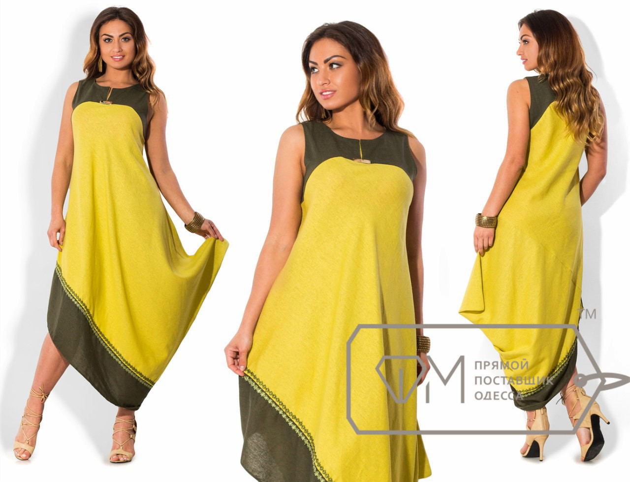 Сбор заказов. Летняя коллекция от Фабрики Моды. Женская одежда от 42 до 56 размера на любой сезон и случай - 6 выкуп