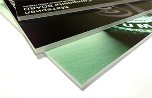 Новый листовой материал для рекламного рынка