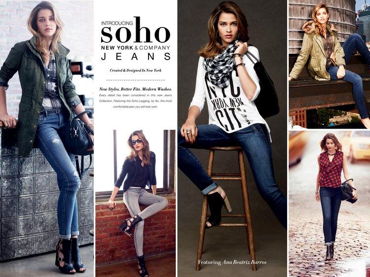 Сбор заказов.Сказочно мягкие джинсы S o h o, C h i c o s. Легинсы H u e, шорты и юбки!-4