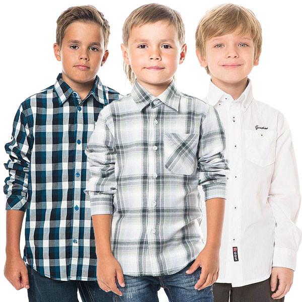 Готовимся к Новому школьному сезону.Рубашки для мальчиков.Российский производитель.Размеры 122-170. Лучший состав: 80% хлопок 20% п/э.Выкуп 1.