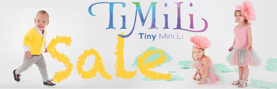 Сбор заказов. Распродажа. Стильная детская одежда от модного бренда TinyMiniLI