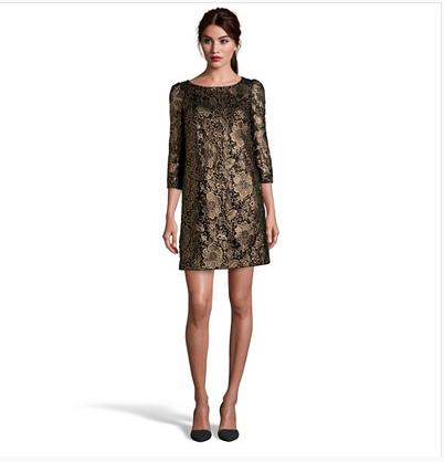 Платье золотое 46-48 размер, скидка 70%