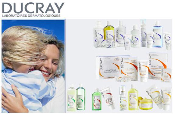 Новый сбор заказов! Ducray - лечебно-косметические средства для ухода за кожей лица и тела, волос.