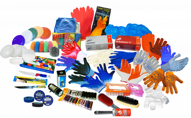 Сбор заказов. Очень нужные товары для дома - фасовочные пакеты, мешки для мусора, пищ.пленка, скотч, бахилы, перчатки, губки, салфетки. Большой выбор, низкие цены! - 2