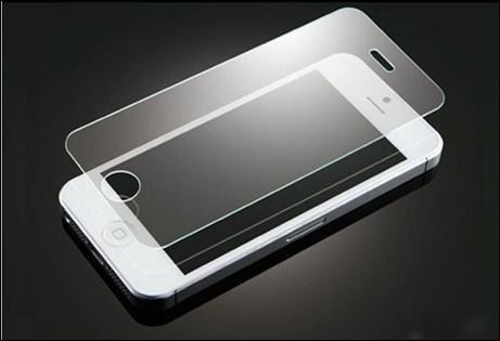 Пристрой противоударных стекол для iPhone 4/4s 269 руб.+17%