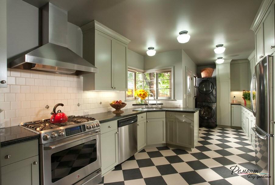 Уборка на кухне- легко и просто!