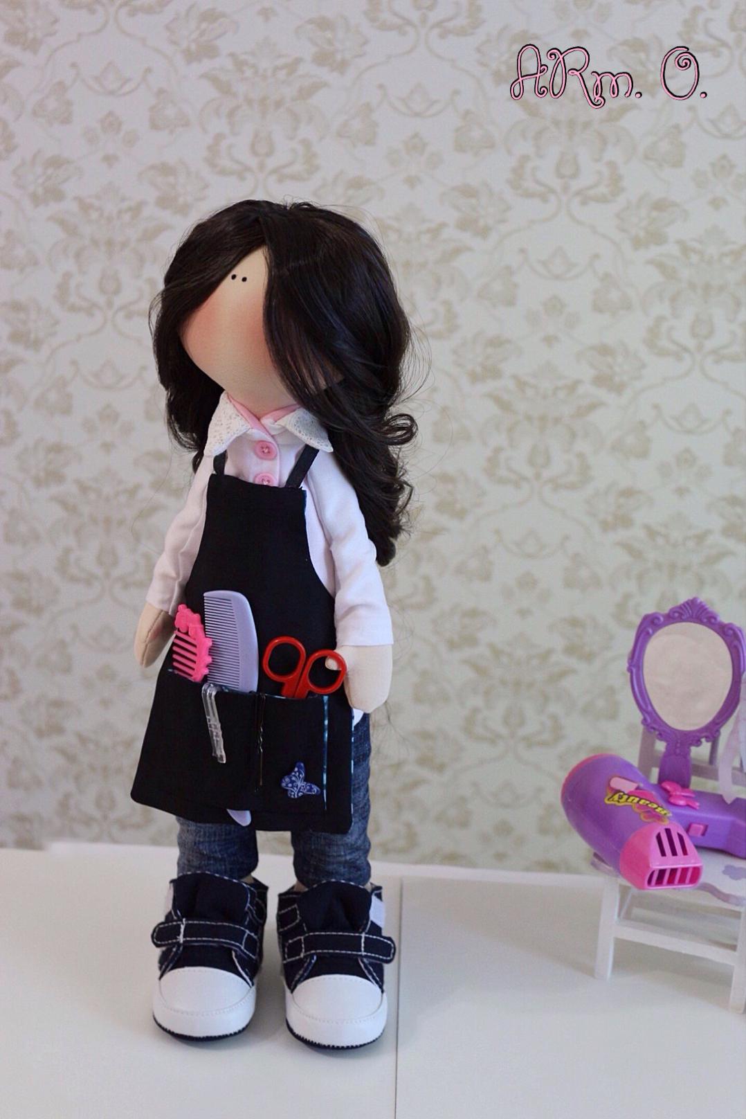 Куколка-фея красоты