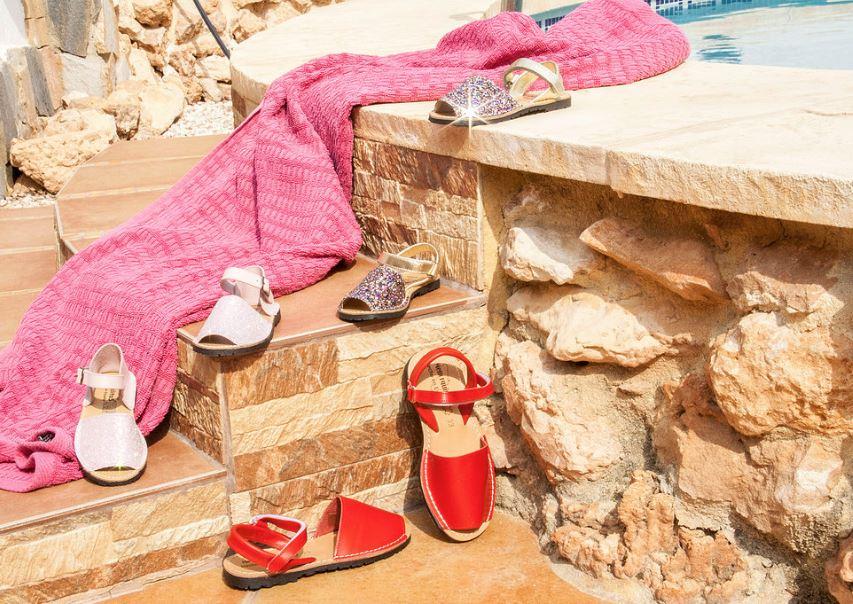 Сбор заказов. Абаркасы - легендарные испанские летние сандалии для детей! В тренде не только мамы!)