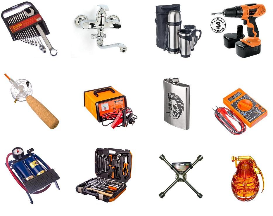 Закупка для настоящих мужчин! Инструмент + сантехника + фурнитура + спорт + авто! Сбор 17.