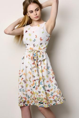 Сбор заказов. Платья для всех модниц. Воздушные, стильные, необычные принты. Без рядов. Выкуп-2.