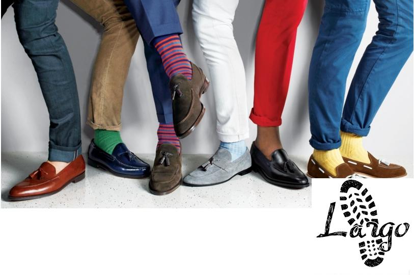 Акция. Largo - обувь для наших мужчин. Эту марку мы уже полюбили.