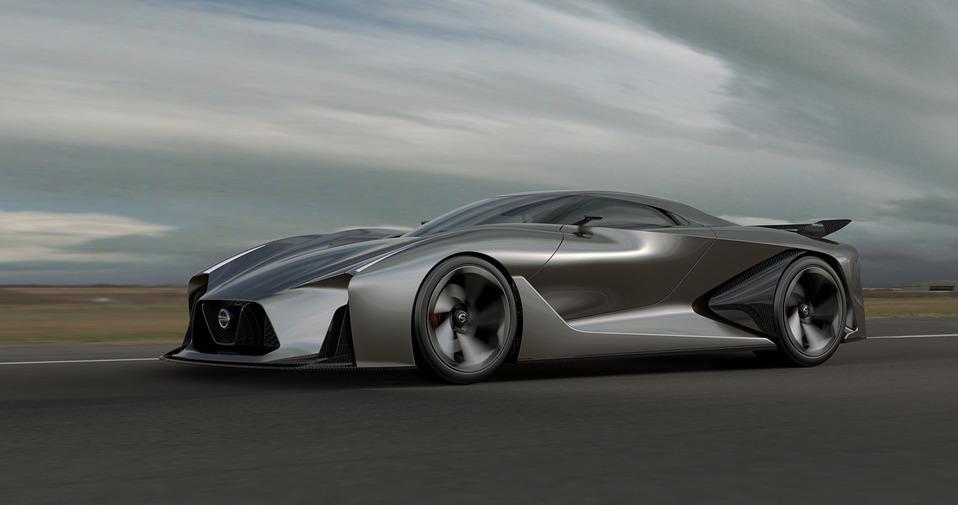 Новое поколение Nissan GT-R не только изменится внешне, но и технически.