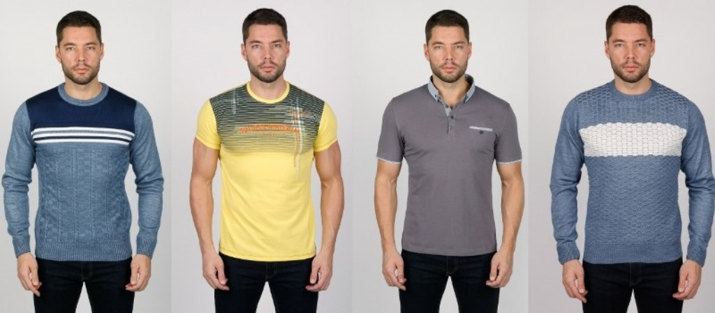 Стильная мужская одежда! Футболки, джемпера, джинсы, ветровки, куртки. Без рядов