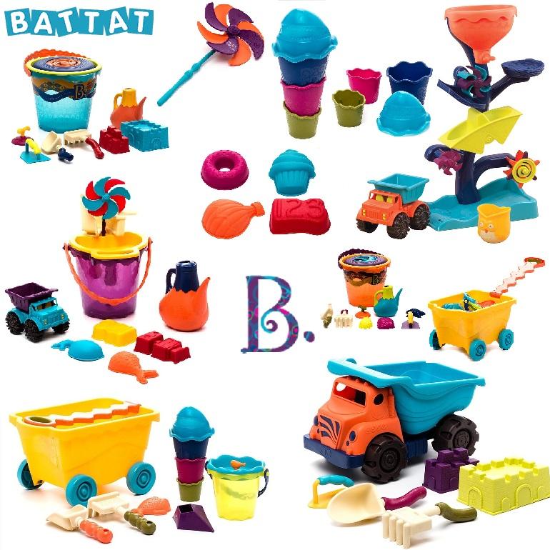 Сбор заказов. Игрушка как искусство. Удивительные развивающие игрушки -Battat, Bdot, Lilliputiens- развивашки в стиле