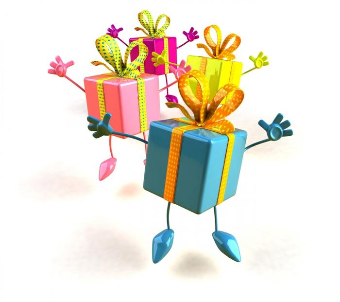 Успейте получить подарок!