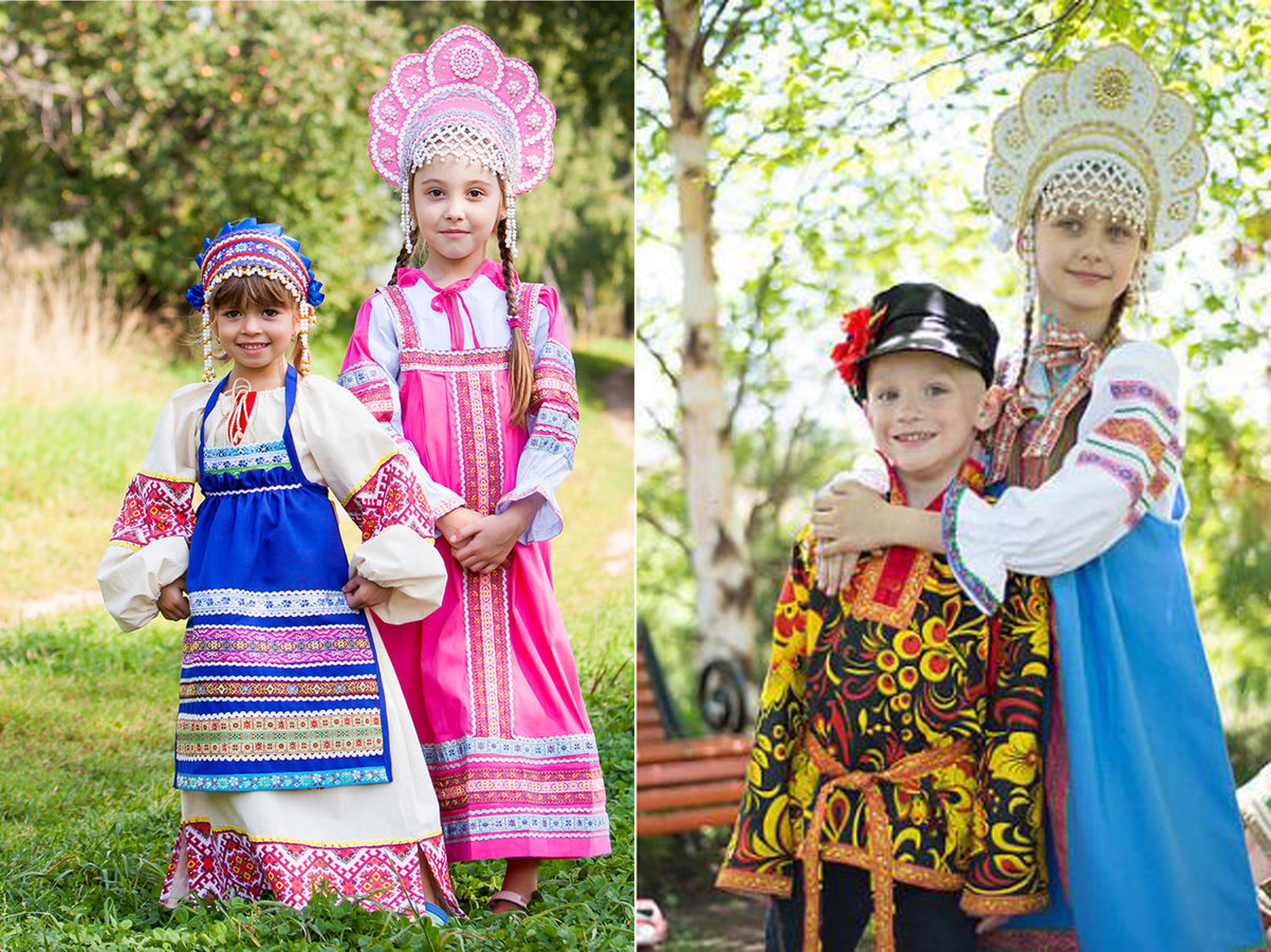 Сбор заказов. Русские народные костюмы. Готовимся к летним фотосессиям! Много хороших отзывов! Цены от 100 рублей !Выкуп-6
