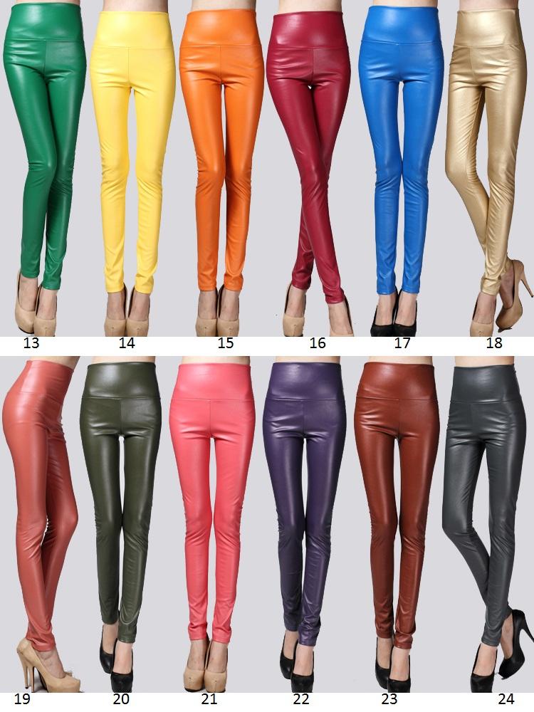 Цветные джинсы 550 руб, цветные кожаные лосины, цветные майки, юбки короткие и в пол и многое другое