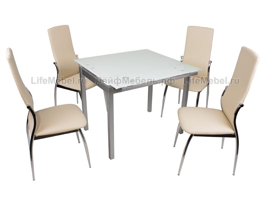 Сбор заказов. Мебель для столовой и кухни-26. Обеденные группы, столы, стулья. Есть стеклянные столы, столы-трансформеры и барные стулья! В 2 раза дешевле, чем в магазине!