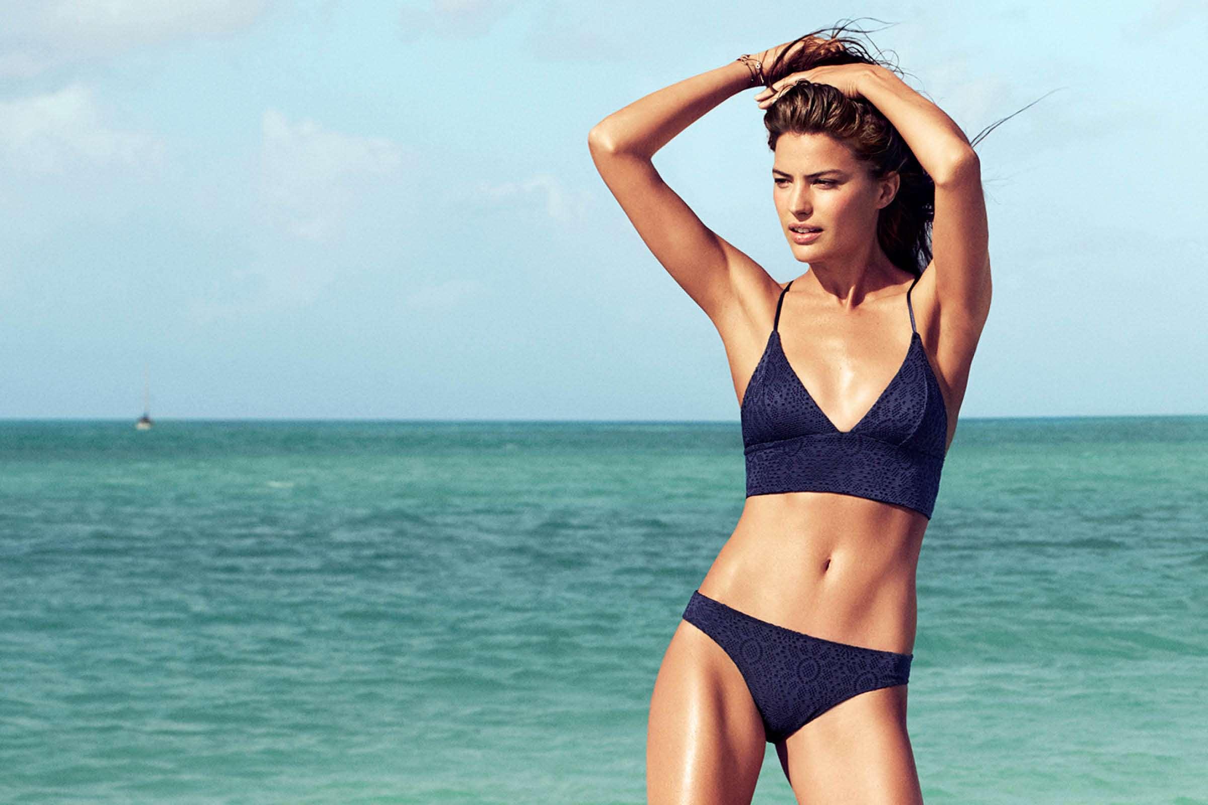 #HM купальники - новые модели