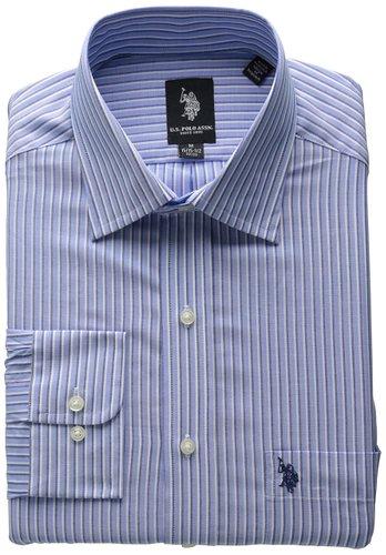 Пристрою классическую мужскую рубашку U.S. Polo Assn. на наш 54-56 размер.