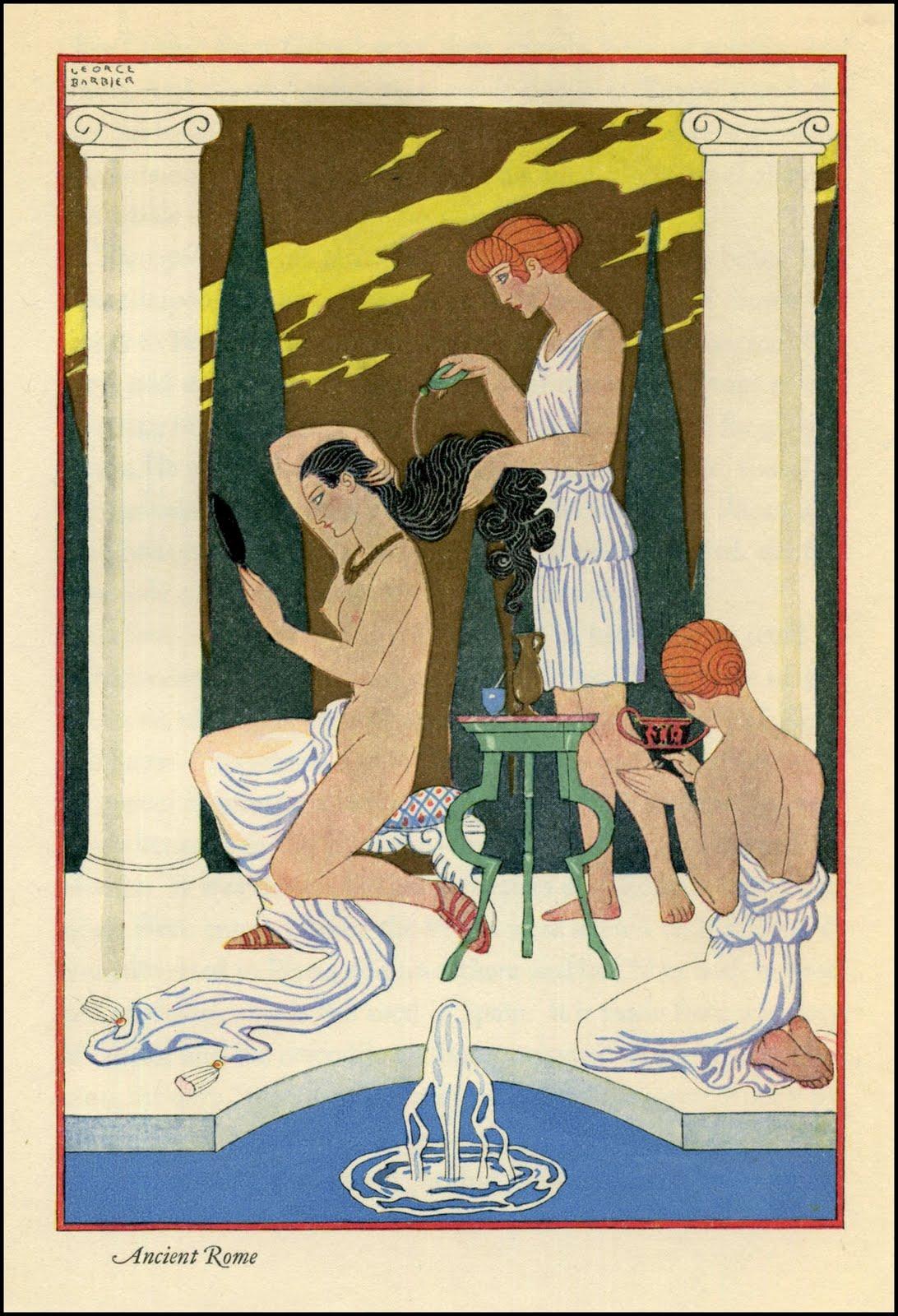 Туалетная вода. История появления с древних времен и до наших дней