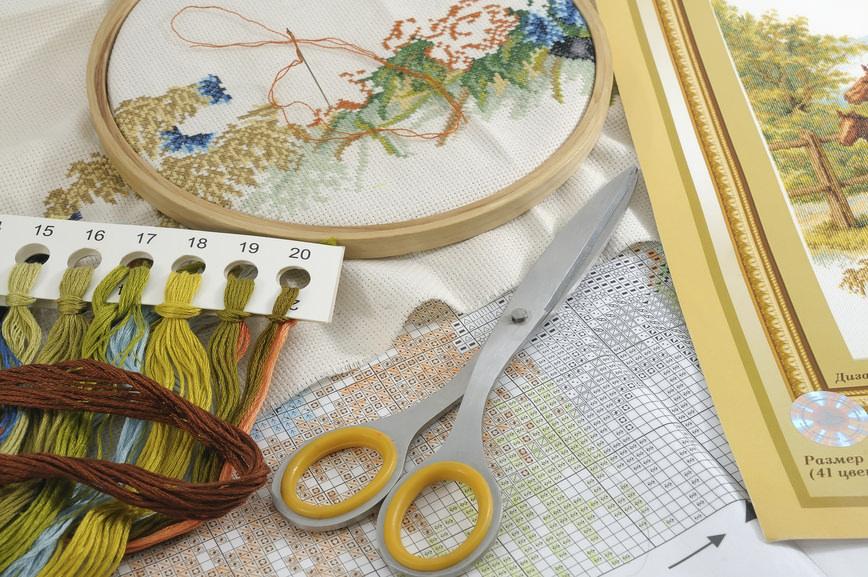 Сбор заказов. Империя бисера. Чешский бисер, наборы для вышивания нитками, бисером, лентами, стразами, аксессуары для вышивания, полимерная глина, раскраски по номерам. Огромное количество эксклюзивных схем и наборов для вышивания!