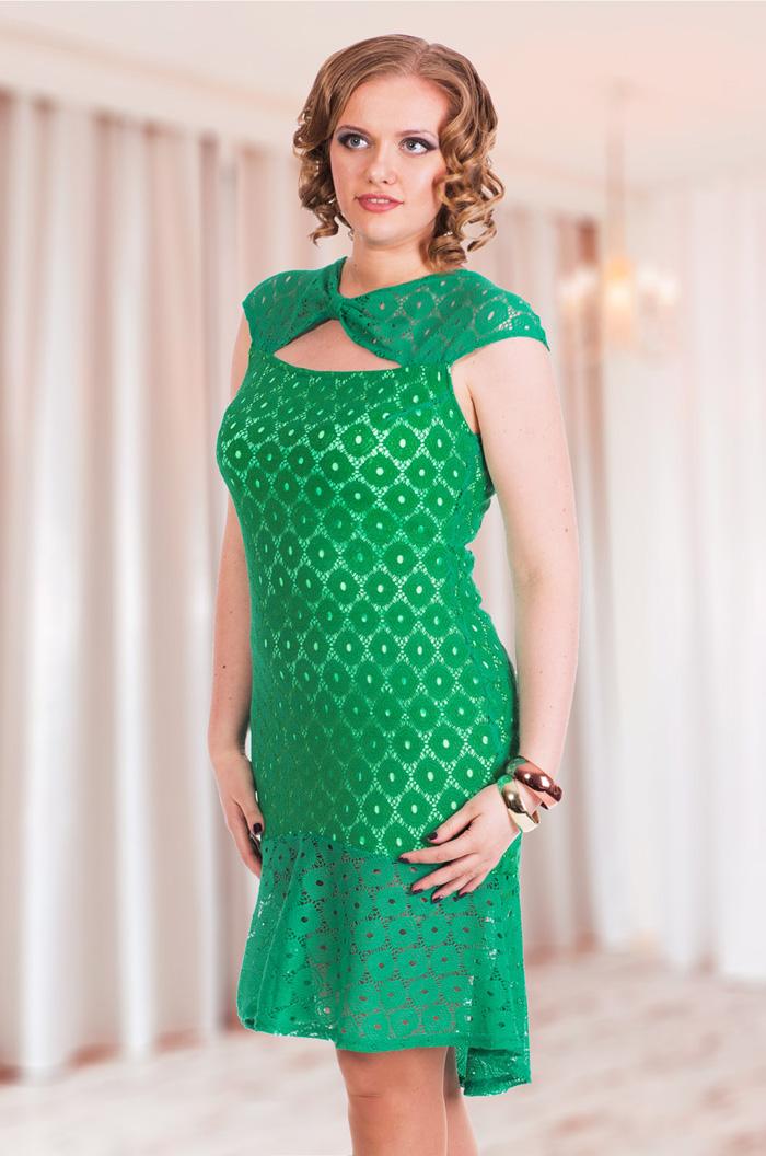 Очень интересное предложение по распродаже! Два ярких кружевных платья по 600 рублей. Размеры 42(48) - 50(56)