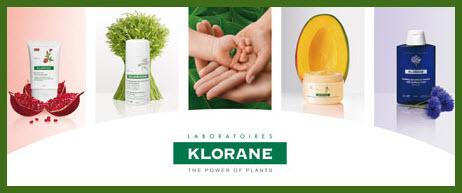 Новый Сбор заказов.Klorane - лечебно-терапевтическая косметическая продукция по уходу за кожей лица, тела и волосами.Линии для гиперчувствительной и детской кожи с гипоаллергенными компонентами, линия для мужчин.