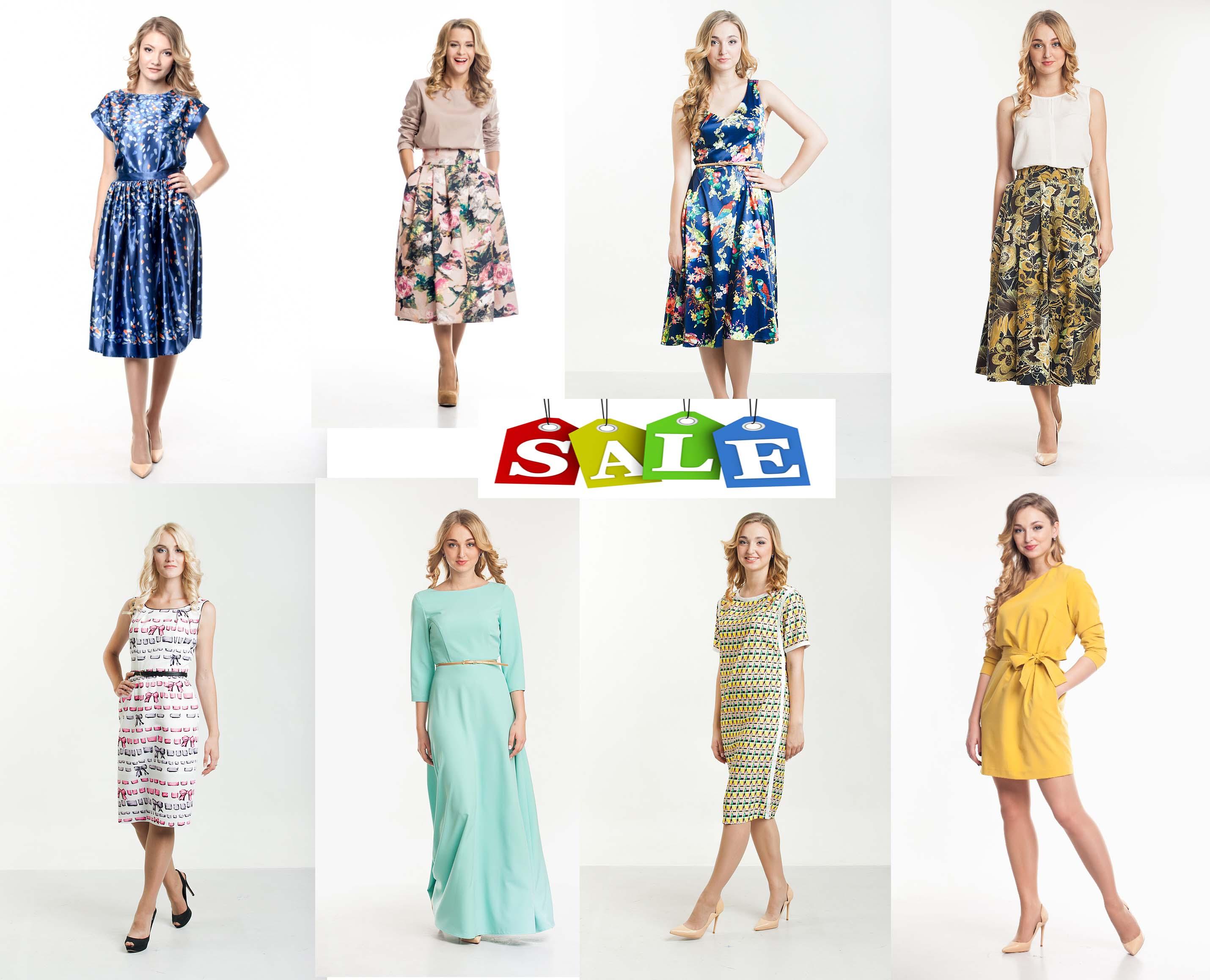 Сбор заказов. Создай свой неповторимый образ с новой летней коллекцией авторской одежды SOWISA. А также Супер