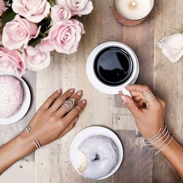 Воскресное утро с запахом кофе...