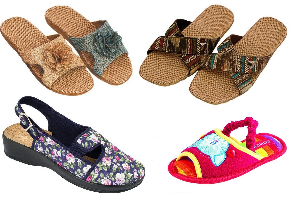 Сбор заказов.Красивая и удобная домашняя обувь для всей семьи (от 25 до 45 р-ра)-47. Повседневная обувь для проблемных ног Ад@некс! Пробка, соломка, вьетнамки, пушки и т.д. на любой вкус! Скидки на детские тапочки!