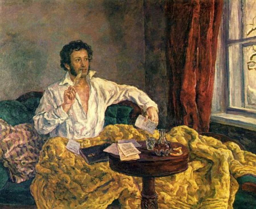 6 июня 1799 года в Москве родился Александр Пушкин