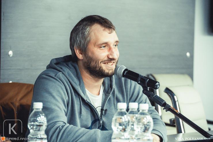 Мастер-класс Юрия Быкова в Н.Новгороде