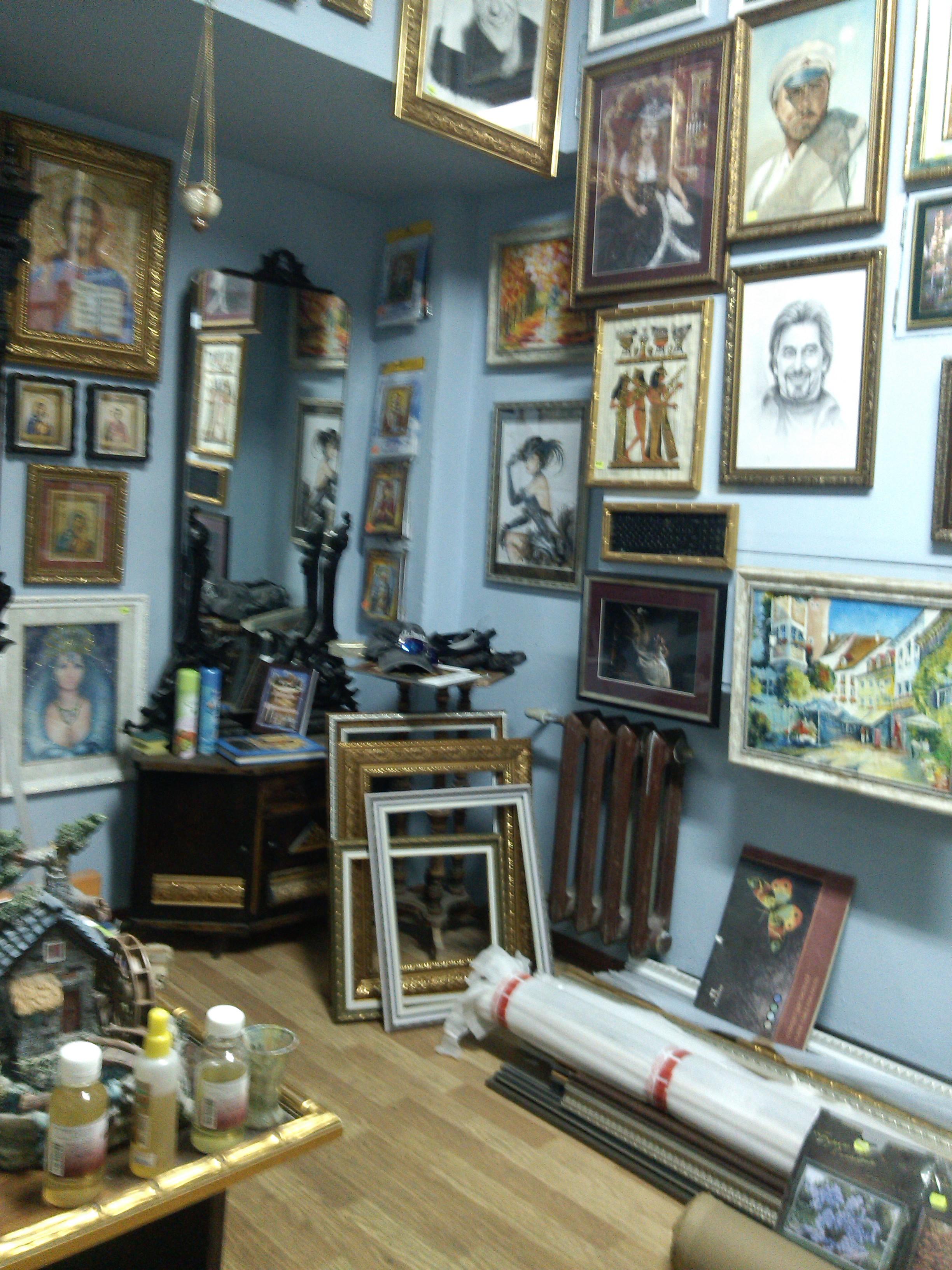 живопись любой сложности все виды багетных работ выполнит моя мастерская Три художника