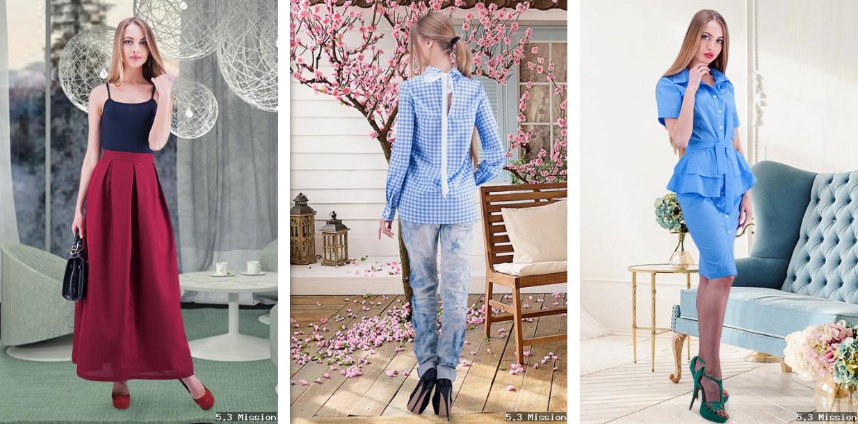 Сбор заказов. Девушка с обложки 3. 53 Mission - проверенное качество трендовой одежды по приятной цене: легинсы от 5$, платья от 7$, свитера, кофты, свитшоты от 7$, костюмы от 10$.